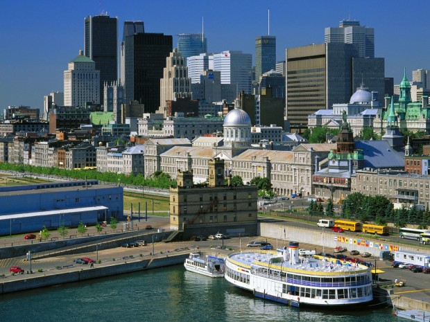 Old Port Of Montreal, Quebec, Canada